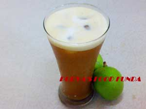 Panhe (Maharastian Authentic Raw Mango Drink)