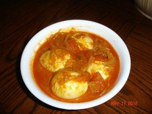 Egg Sambal