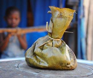 Chicken Luwombo