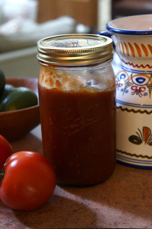 Jalapeño Peach BBQ Sauce