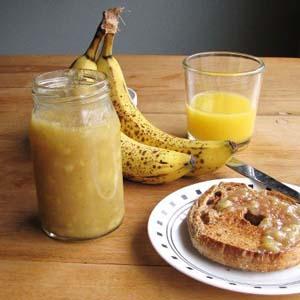 Banana Butter-Homemade