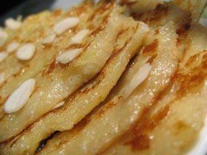 Sweet pancake (God Ghavan)