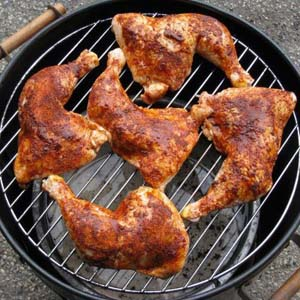 How To Cook Chicken Leg Quarters Grill