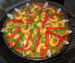 Seafood Rice (Arroz com Mariscos)