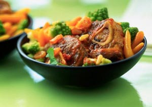 Lamb Stew (Caldeirada de Cabrito)