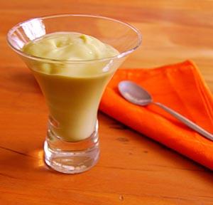 Avocado Dessert (Sobremesa de Abacate)