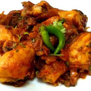 Kozhi Peralan (Spicy Masala Chicken)