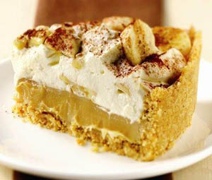 Classis Banoffee Pie