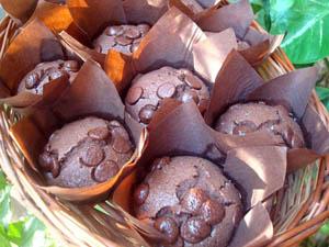 Chocolate-Chip Muffins