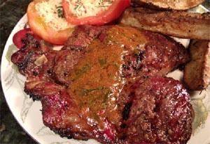Delmonico Steaks Patricia