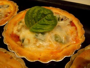 Pizza Tartlettes