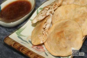 Chicken Kachori