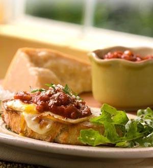 Italian Tomato Eggs