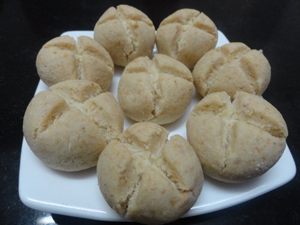 Coconut Nankhatai