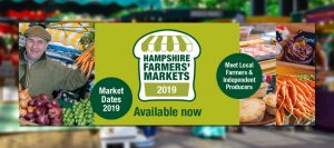 Hampshire Farmers' Markets @ The Furlong