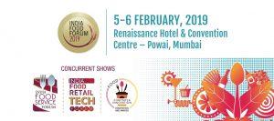 India Food Forum @  Mumbai, India