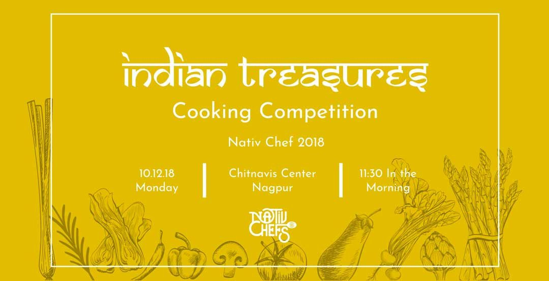Indian Treasures Cooking Competition