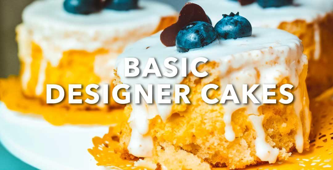 Basic Designer Cakes Workshop