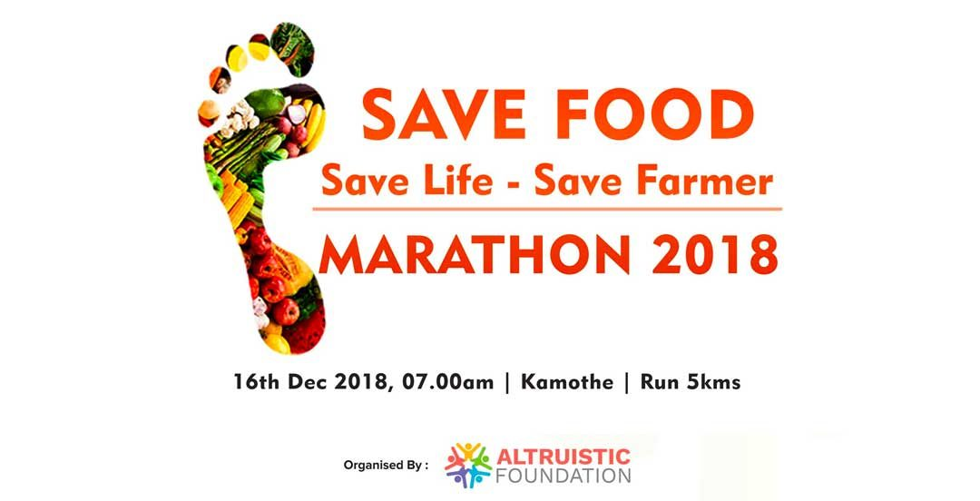 Save Food Marathon 2018