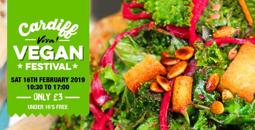 Cardiff Viva! Vegan Festival