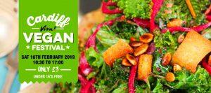 Cardiff Viva! Vegan Festival @ Cardiff City Hall