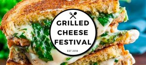 Grilled Cheese Festival @ City Hall 110 Laurier Ave.