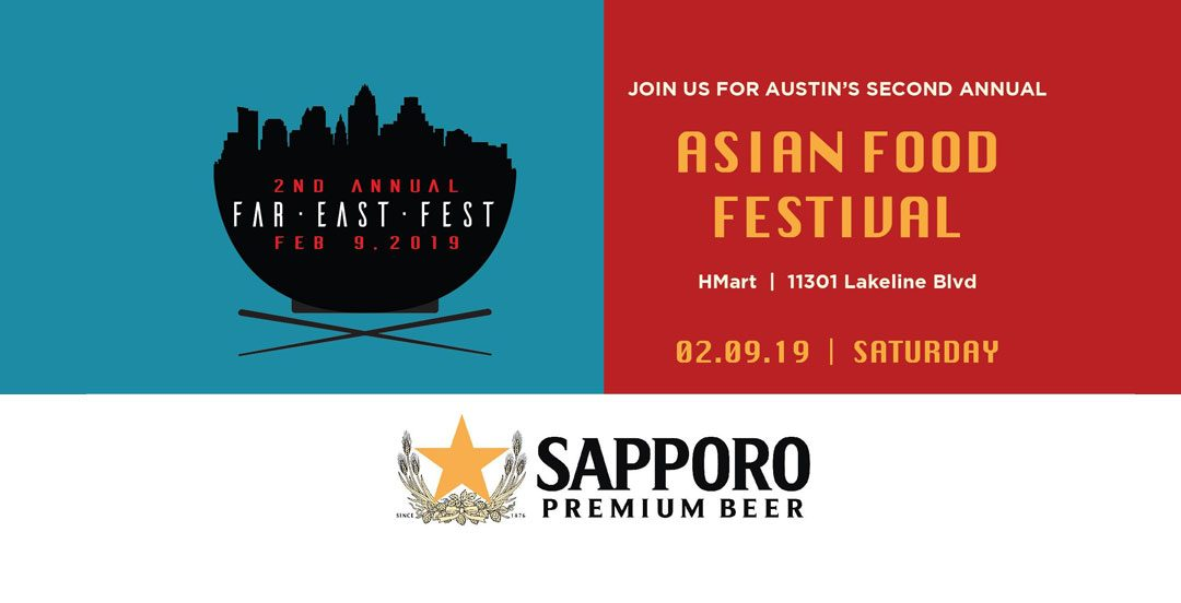 2nd Annual Far East Fest Food Festival