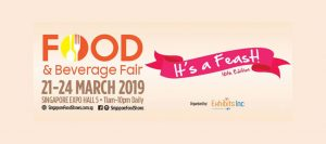 Food & Beverage Fair 2019 @ Singapore EXPO Convention and Exhibition Centre