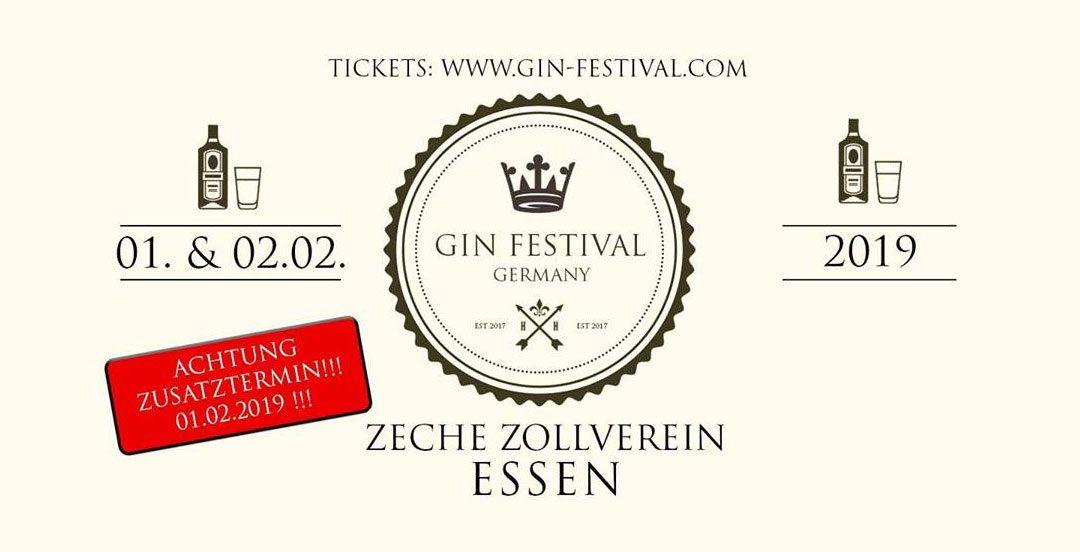 Gin Festival Essen