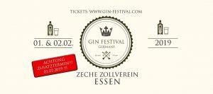 Gin Festival Essen @ Zeche Zollverein