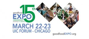 2019 Good Food EXPO @ UIC Forum