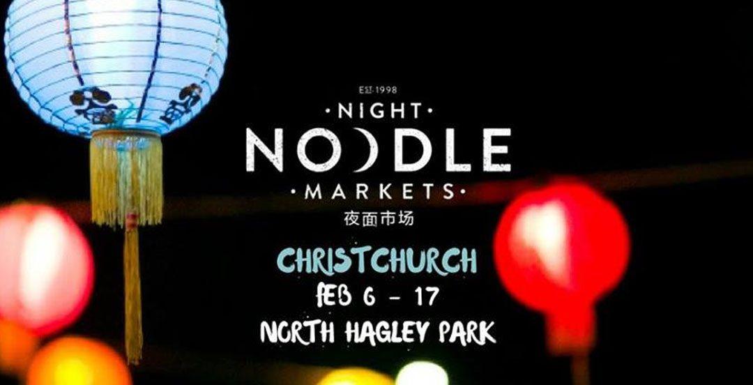 Night Noodle Markets Christchurch