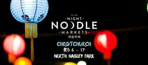 Night Noodle Markets Christchurch @ Hagley Park