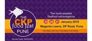 The CKP Food Fest Pune @ Magenta Lawns