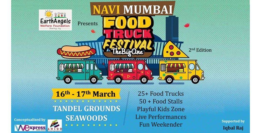 Navi Mumbai Food Truck Festival