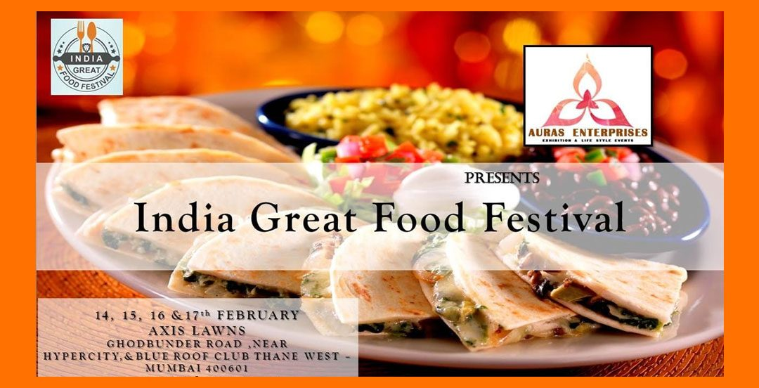 India Great Food Festival