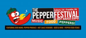 The Pepper Festival & Hot Sauce Expo 2019 @ Gold Country Fairgrounds