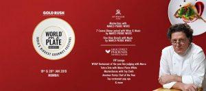 World On A Plate Season 4 @ pin The St. Regis Mumbai, High Street Phoenix