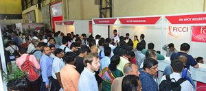 Annapoorna Anufood India @ Bombay Exhibition Centre