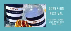 Gower Gin Festival @ Gower Heritage Centre