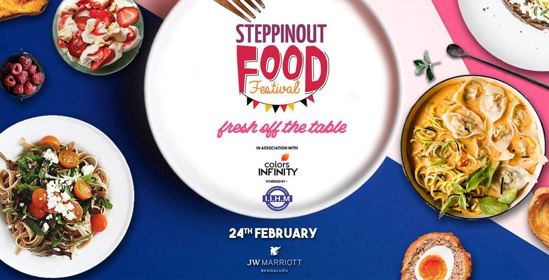 SteppinOut Food Festival – Fresh Off The Table
