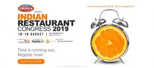 Indian Restaurant Congress & Awards 2019 @ JW Marriott Hotel