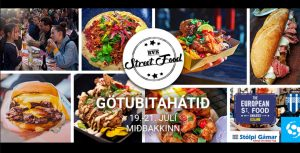 European Street Food Awards Iceland @ Midbakki